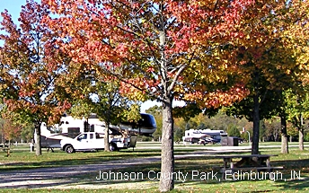 Johnson County RV Park, Ninevah, Indiana