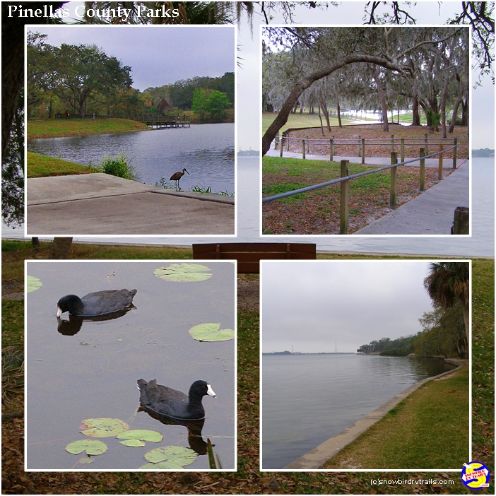 Pinellas County Florida Parks