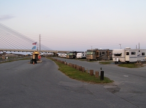 Delaware State Campground, Rehoboth Beach