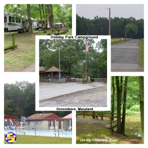 Holiday Park Campground, Greensboro, MD