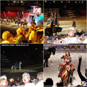 Medieval Times Dinner Show, Myrtle Beach, SC