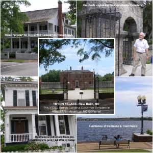 A visit to New Bern, NC