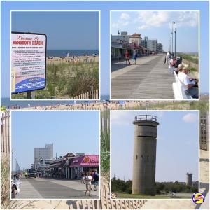 On the Boardwalk, Rehoboth Beach, Delaware