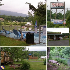 Brookside Campground, Catskill, NY