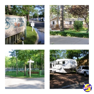Shady Pines Carefree RV Park, 443 South 6th Avenue, Galloway, NJ
