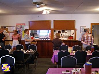 The Pottersville Methodist BBQ Chicken Supper