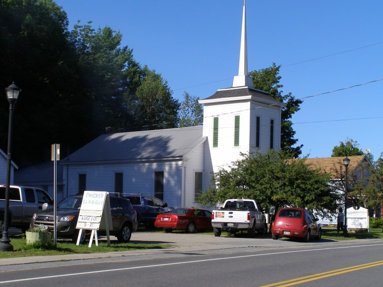 Historic Pottersville Mehodist Church