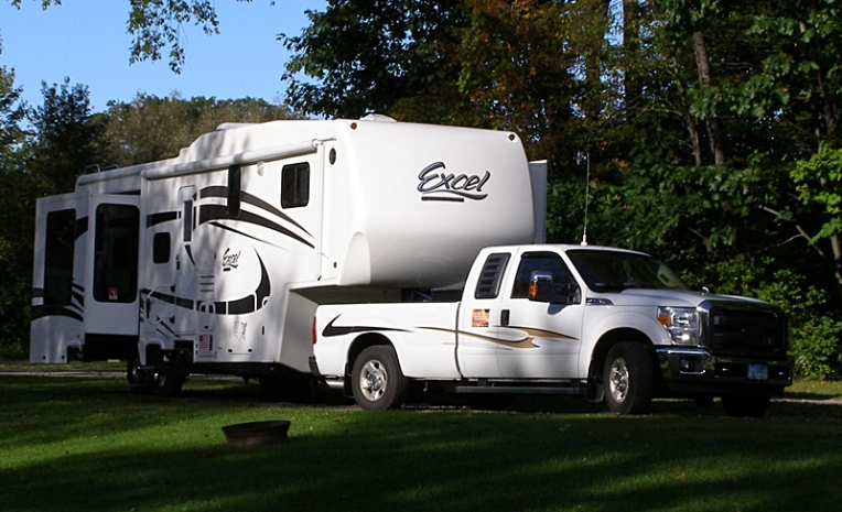 Snowbird RV Trail - Susquehanna Trail Campground, Oneonta, NY