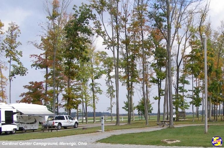 Cardinal Center Campground, 616 OH-61, Marego, Ohio