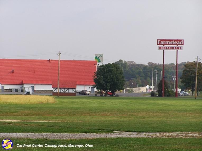 The Farmstead Restaurant, I-71 Exit 140, Marengo, Ohio