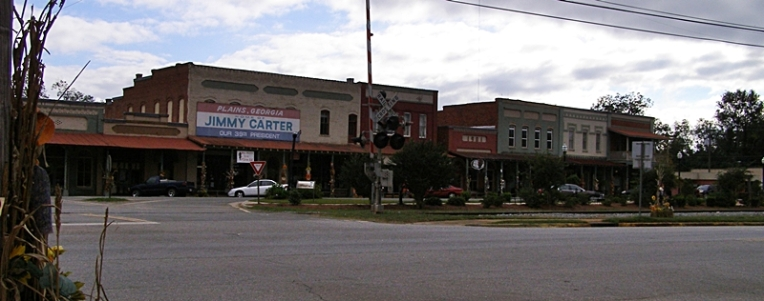 Main Street, Plains, Georgia