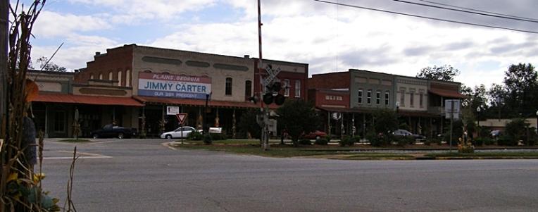 Main Street, Plains, Georgia