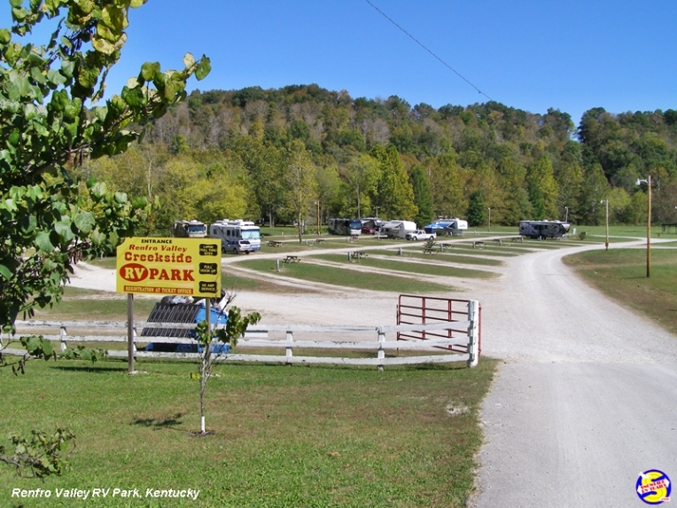 Renfro Valley Entertainment Center - RV Park