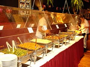 Show Palace Dinner Theatre Buffet