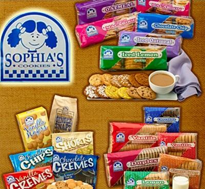 Sophia's Cookies
