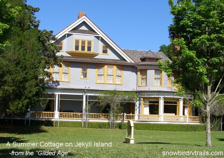 Jekyll Island Cottage