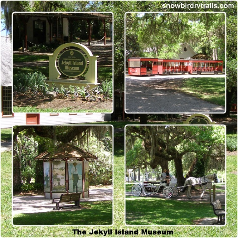 Jekyll Island Museum and Tours