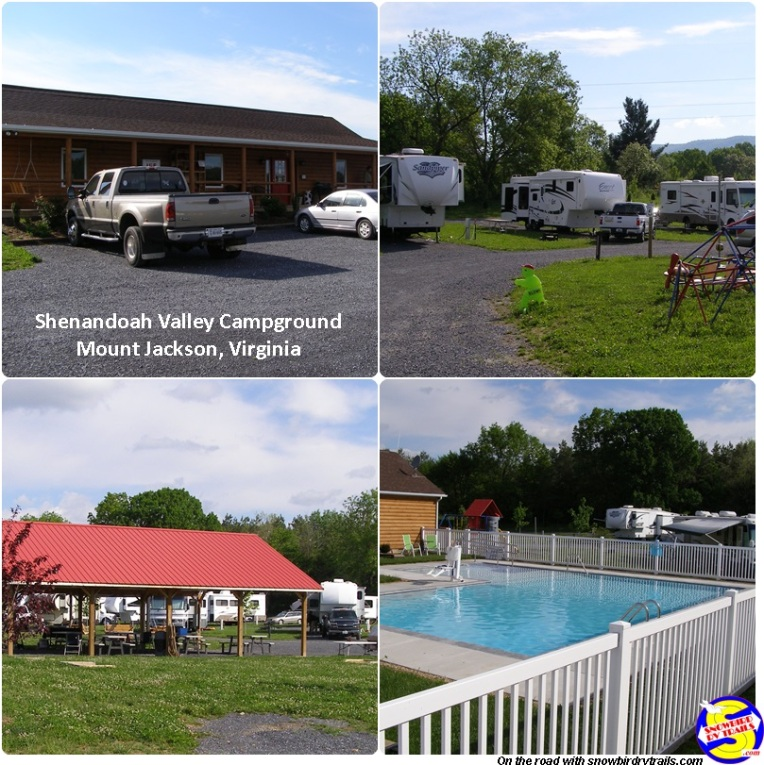 Shenandoah Valley Campground - Mount Jackson, Virginia