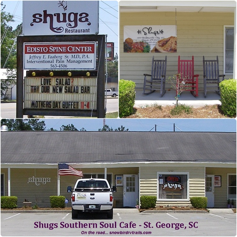 Shugs Southern Soul Cafe