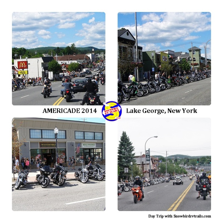 Good times & great memories at Americade 2014