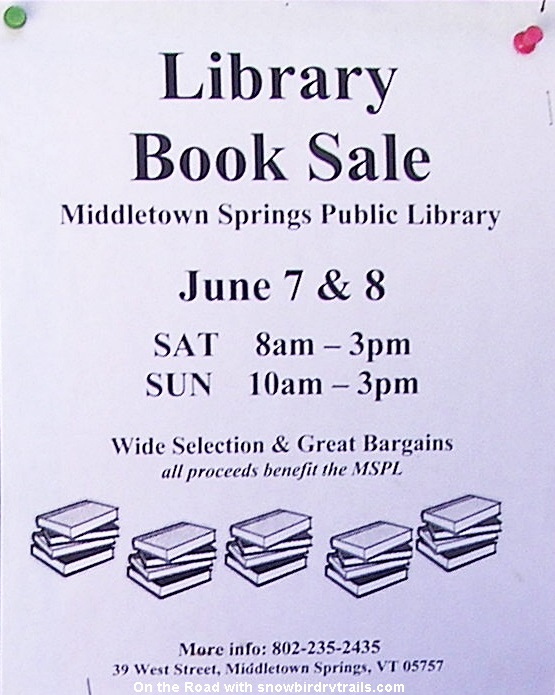 Big Book Sale Today!