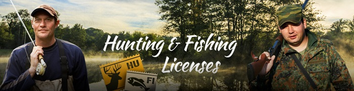 Order your hunting & fishing licenses online by State