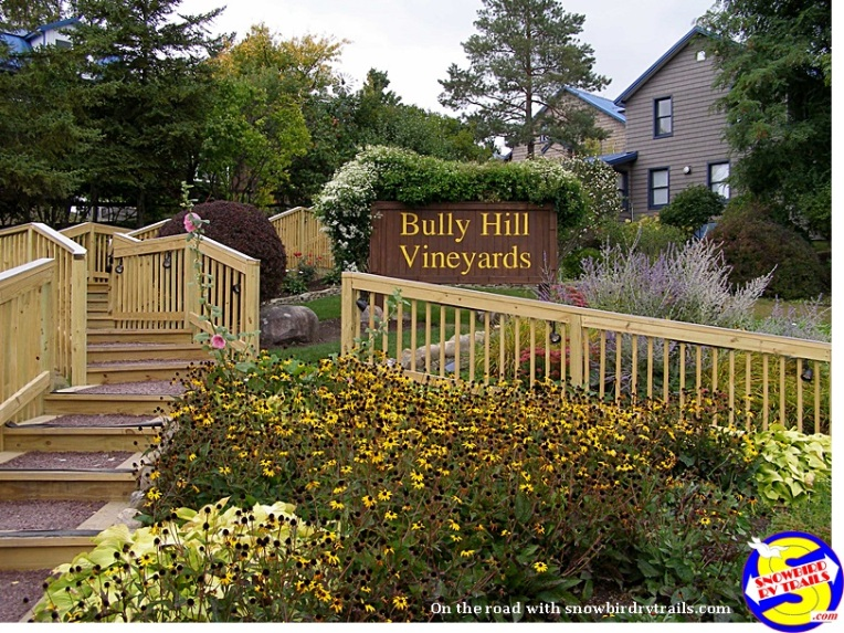 Bully Hill Vineyards - Hammondsport, NY