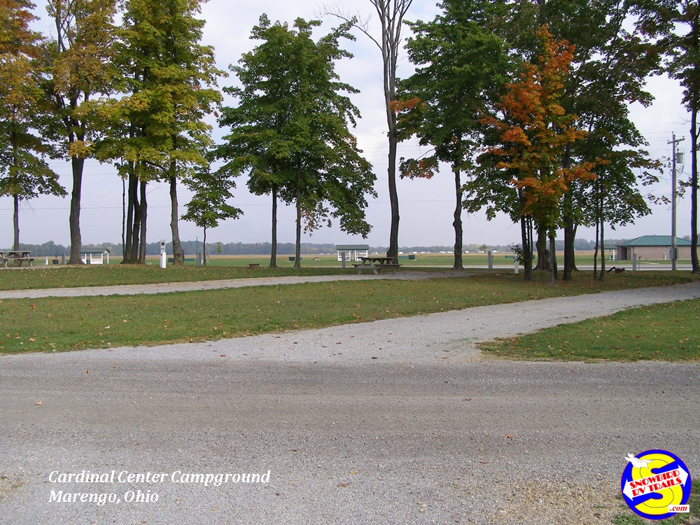 Cardinal Center Campground - Marengo, Ohio Located in central Ohio at I-71/Exit 140