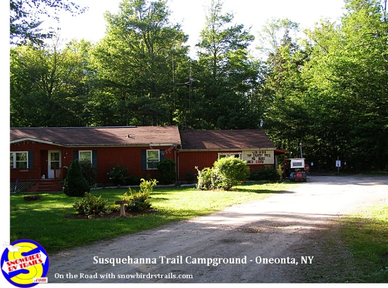 Susquehanna Trail Campground  Office
