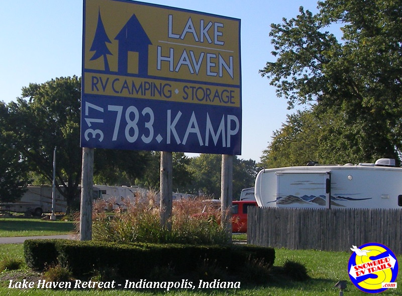 Lake Haven Retreat In Indianapolis