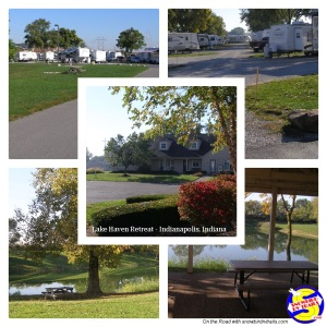 Lake Haven RV Park in Indianapolis