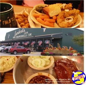 Lambert's Cafe - Sikeston, Missouri