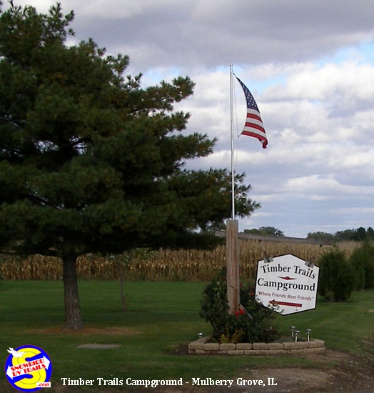 Timber Trails Campground - Mulberry Grove, Illinois