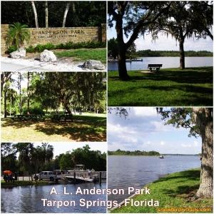 A. L. Anderson Park in Tarpon Springs, Florida