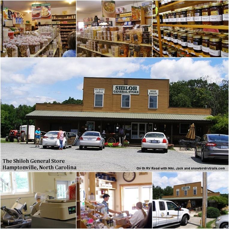 The Shiloh General Store, Hamptonville, North Carolina