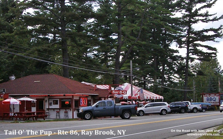 Tail O' The Pup in Ray Brook, New York
