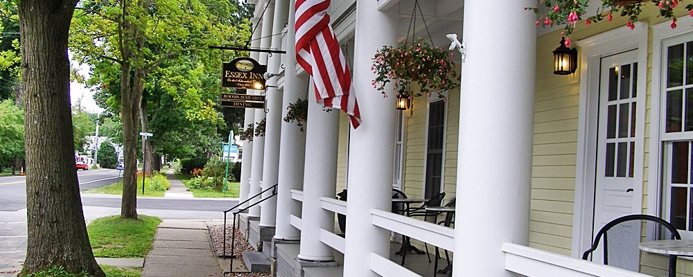 The Historic Essex Inn in Essex, New York
