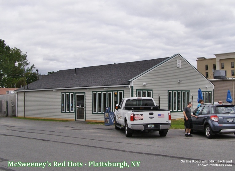 McSweeneys Red Hots of Plattsburgh, NY
