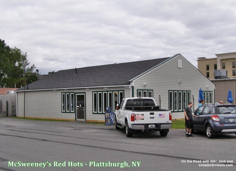 McSweeneys Red Hots of Plattsburgh, NY