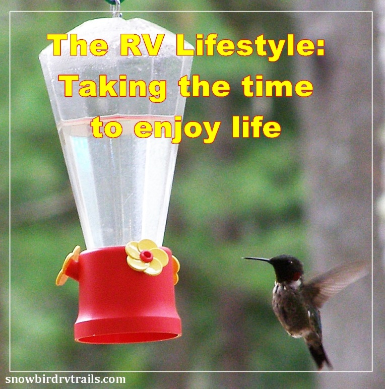 What is the RV Lifestyle?