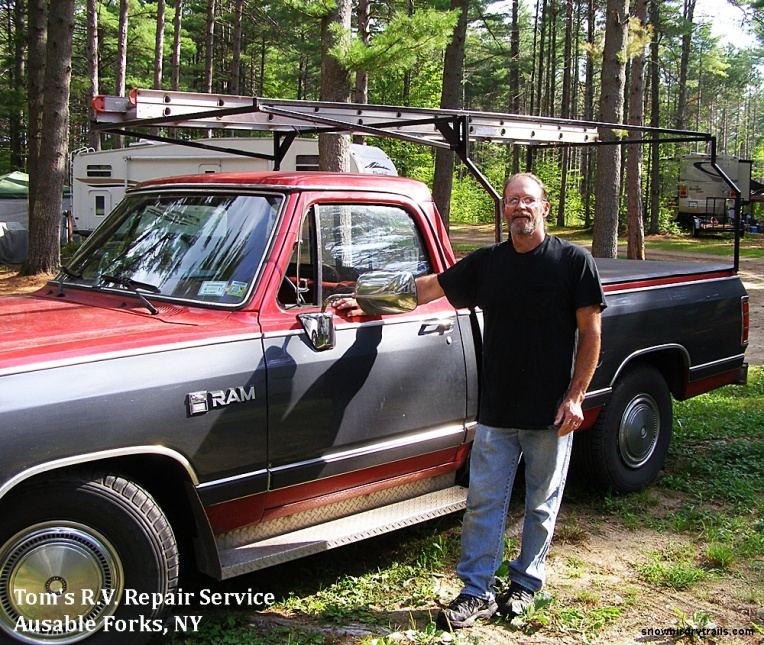 Tom's R.V. Repair in Ausable Forks, NY