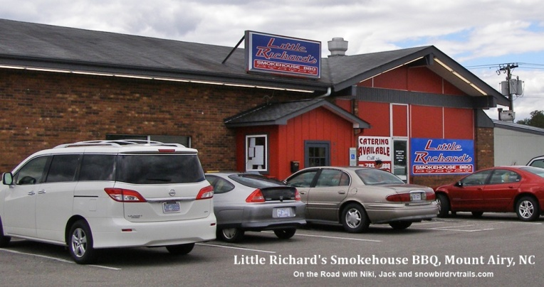 Little Richard's Smokehouse BBQ - Down Home cooking at its best!