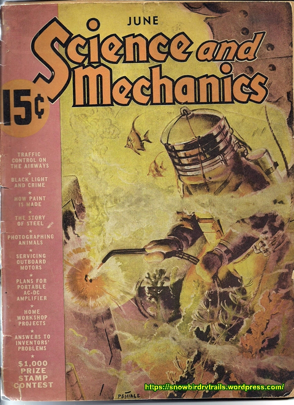 Science & Mechanics June 1938